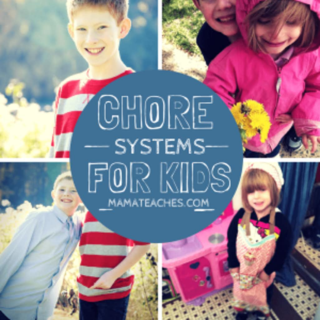 How to Set Up a Chore System for Kids
