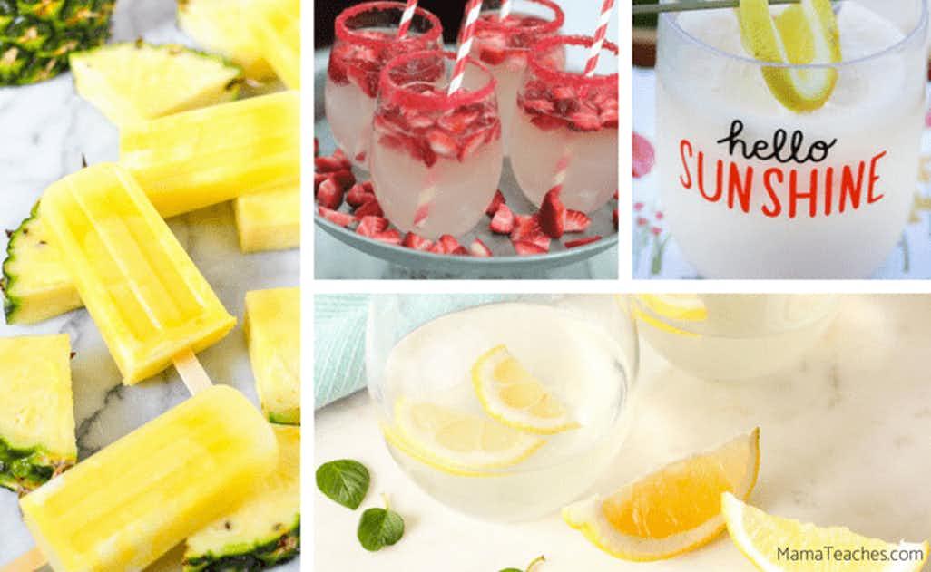 25+ Delicious Gourmet Lemonade Recipes