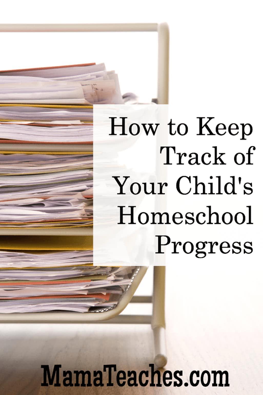 3 Tips for Keeping Track of Homeschool Progress