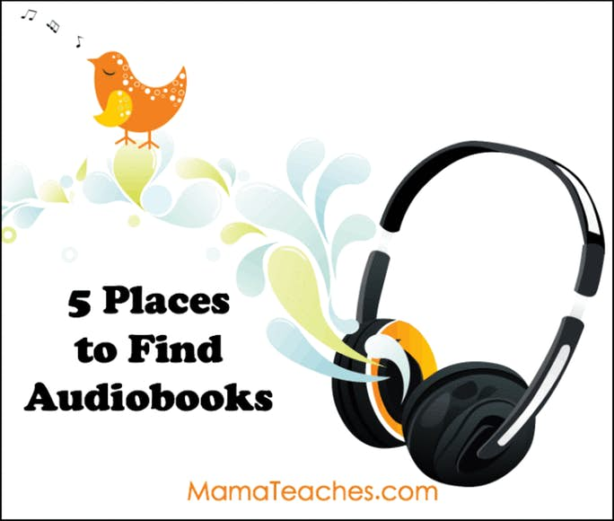 5 Places to Find Audiobooks