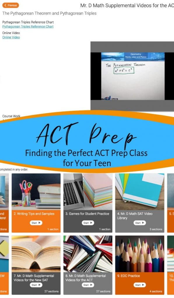 ACT Prep for Students with Dyslexia