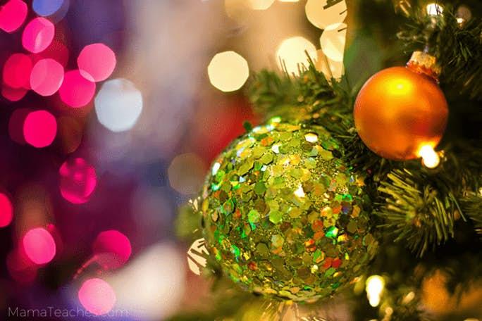 Book a Day Christmas Advent Calendar Printable