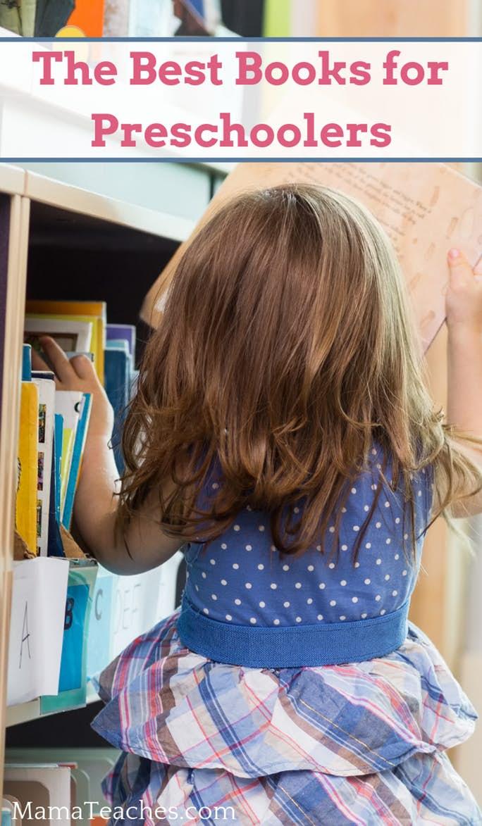 Choosing the Best Books for Preschoolers