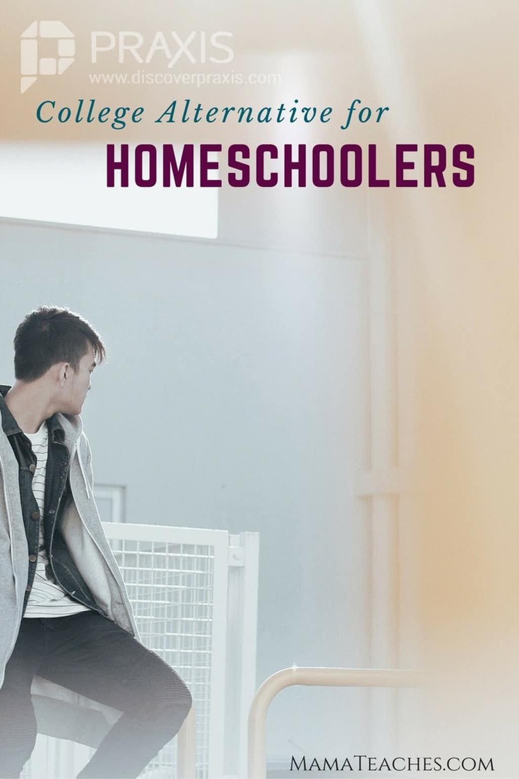 College Alternative for Homeschoolers