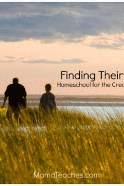 Finding Their Way: Homeschool for the Creative Child