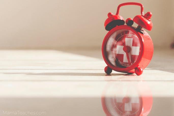 Simple Homeschool Hour Tracker