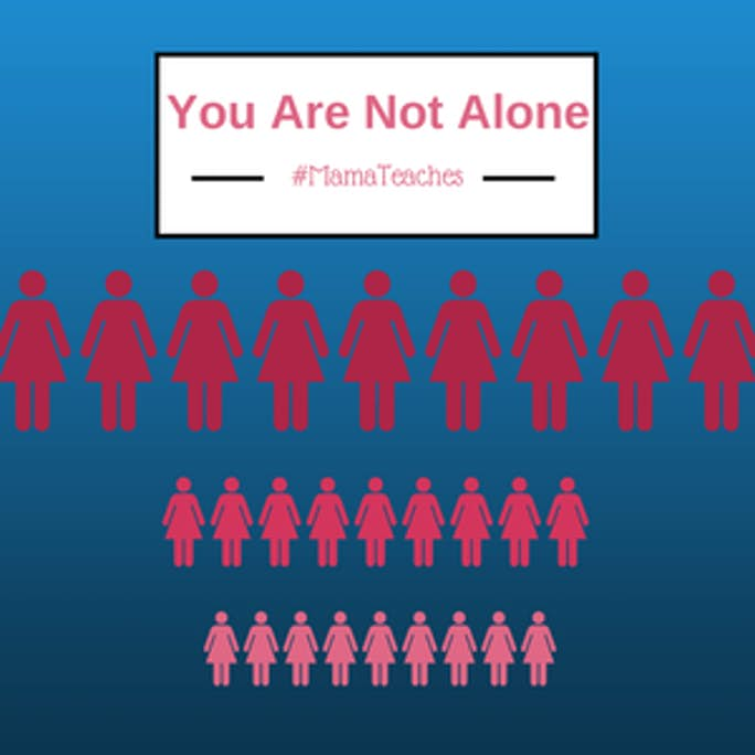 Homeschool Moms – You Are Not Alone