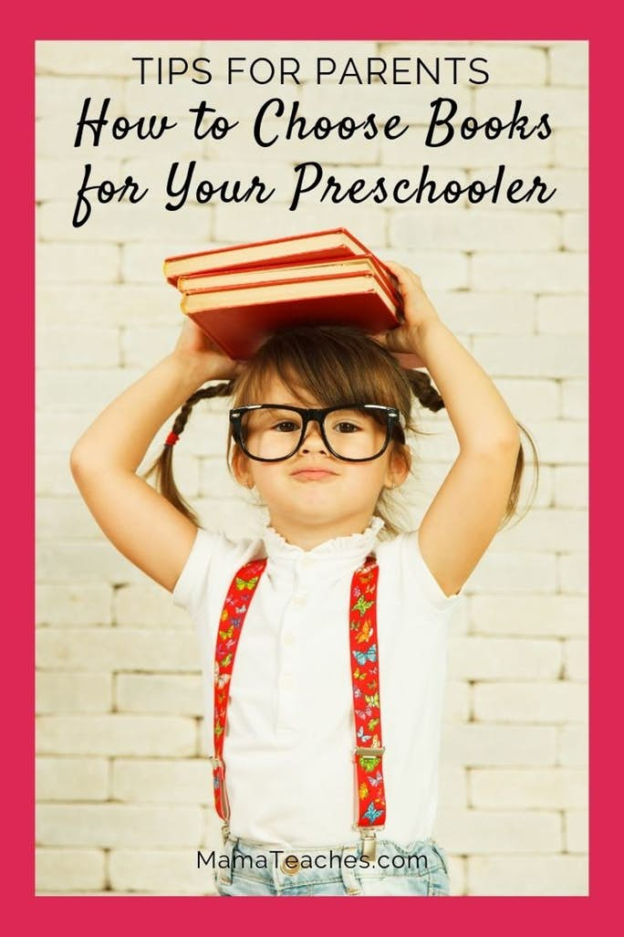 How to Choose Books for Your Preschooler