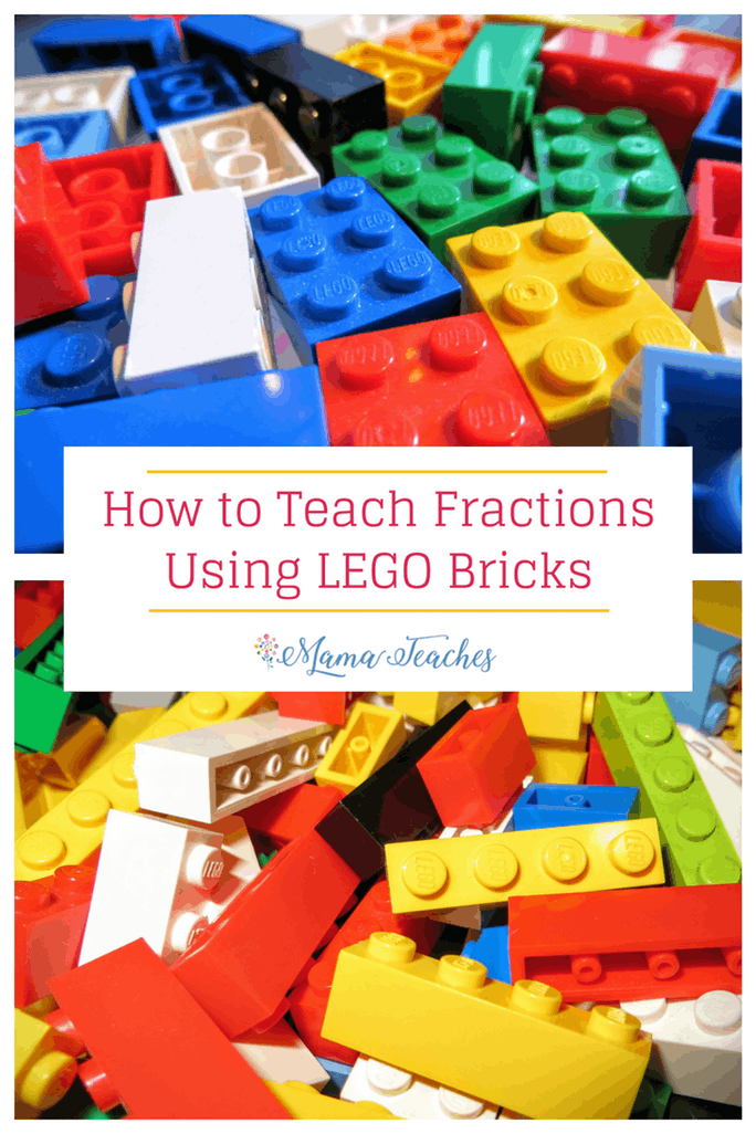 How to Teach Fractions by Using LEGOs