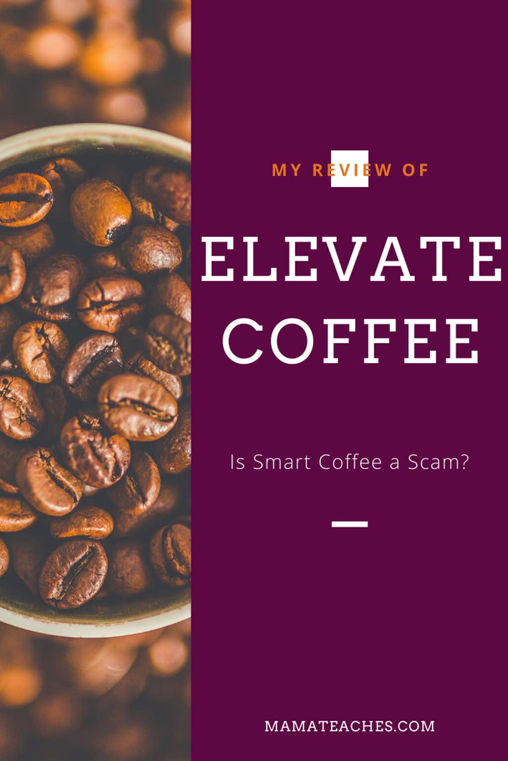 Is elevate coffee a scam? My review of smart coffee