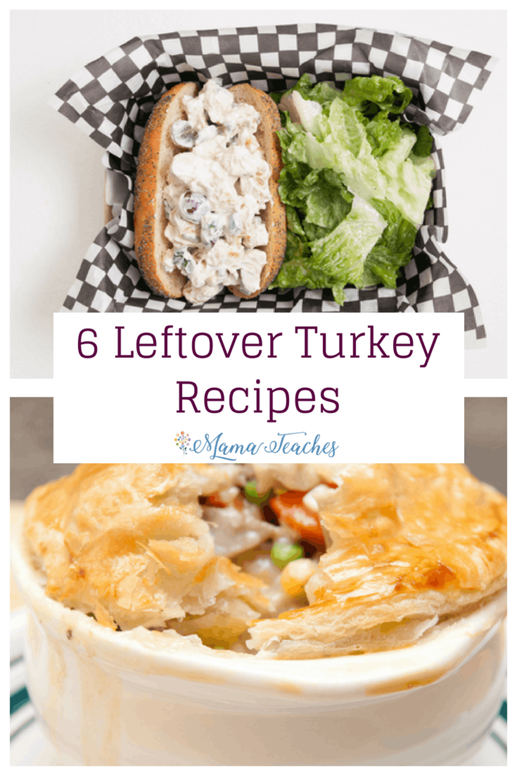 Leftover Turkey Recipes You Have to Try