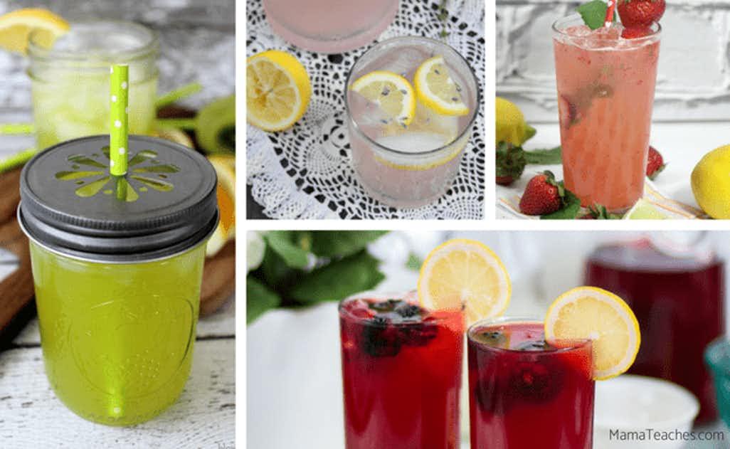 More Delicious Gourmet Lemonade Recipes