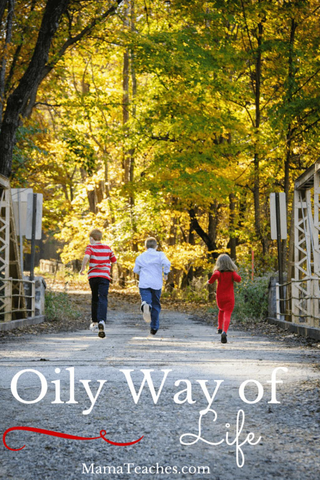 Our Oily Way of Life with Essential Oils