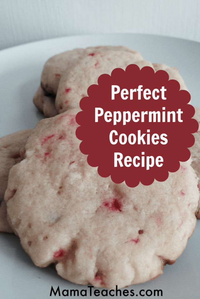Perfect Peppermint Cookies Recipe