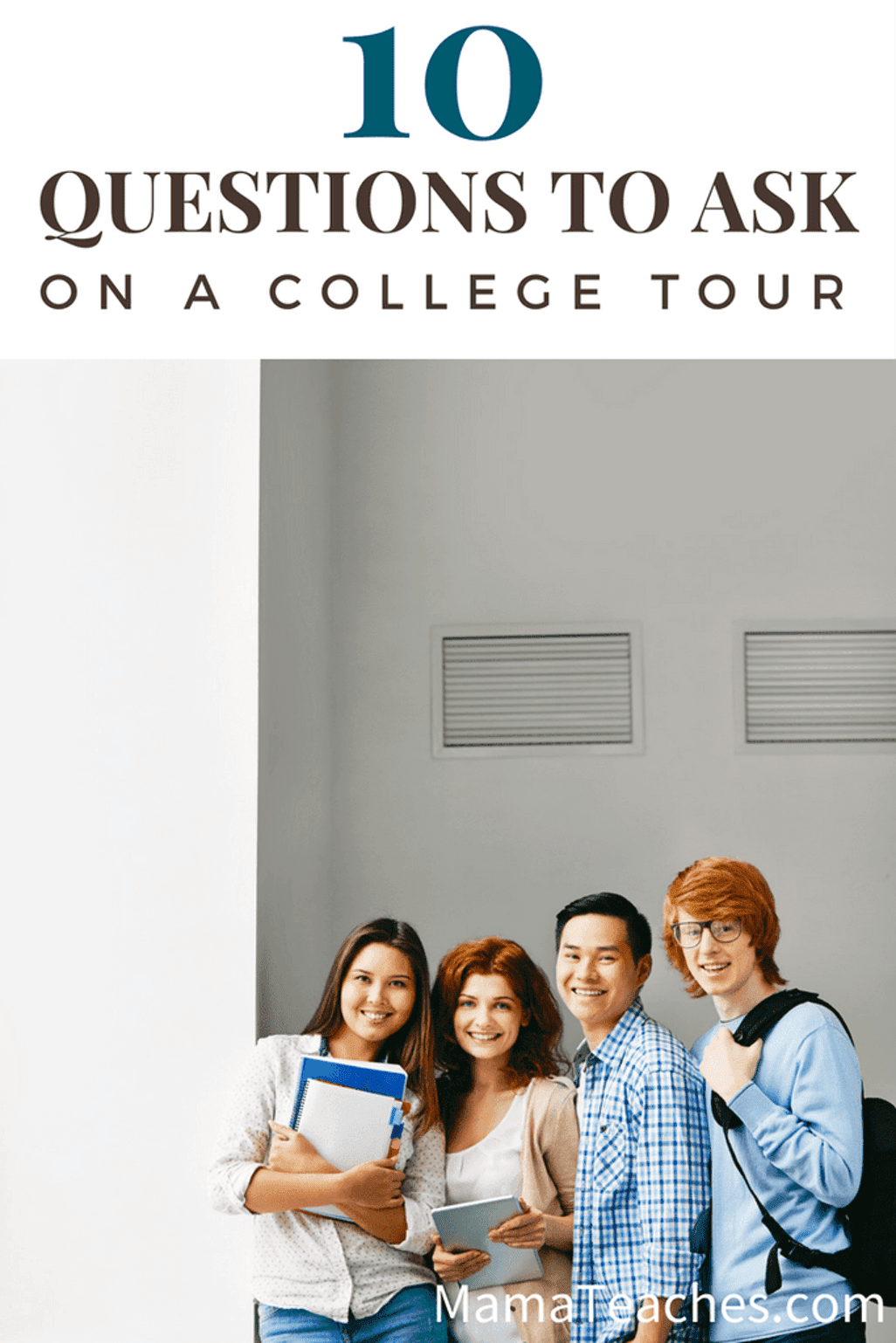 Questions to Ask During a College Visit post