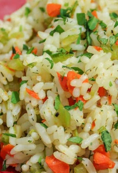 Easy and Delicious Rice Pilaf Recipe