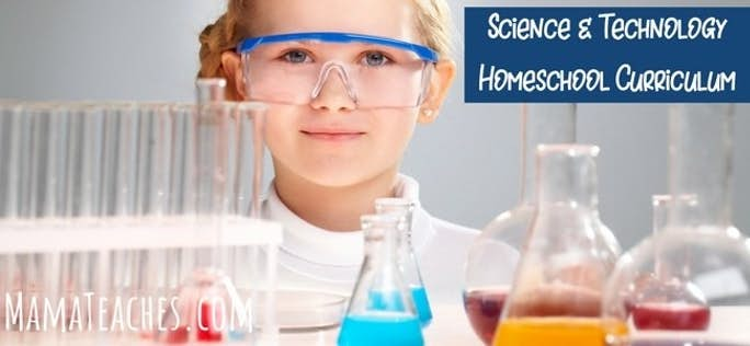 Science and Technology Homeschool Curriculum