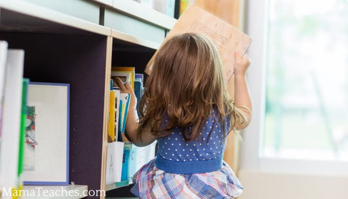 The Best Books for Preschool