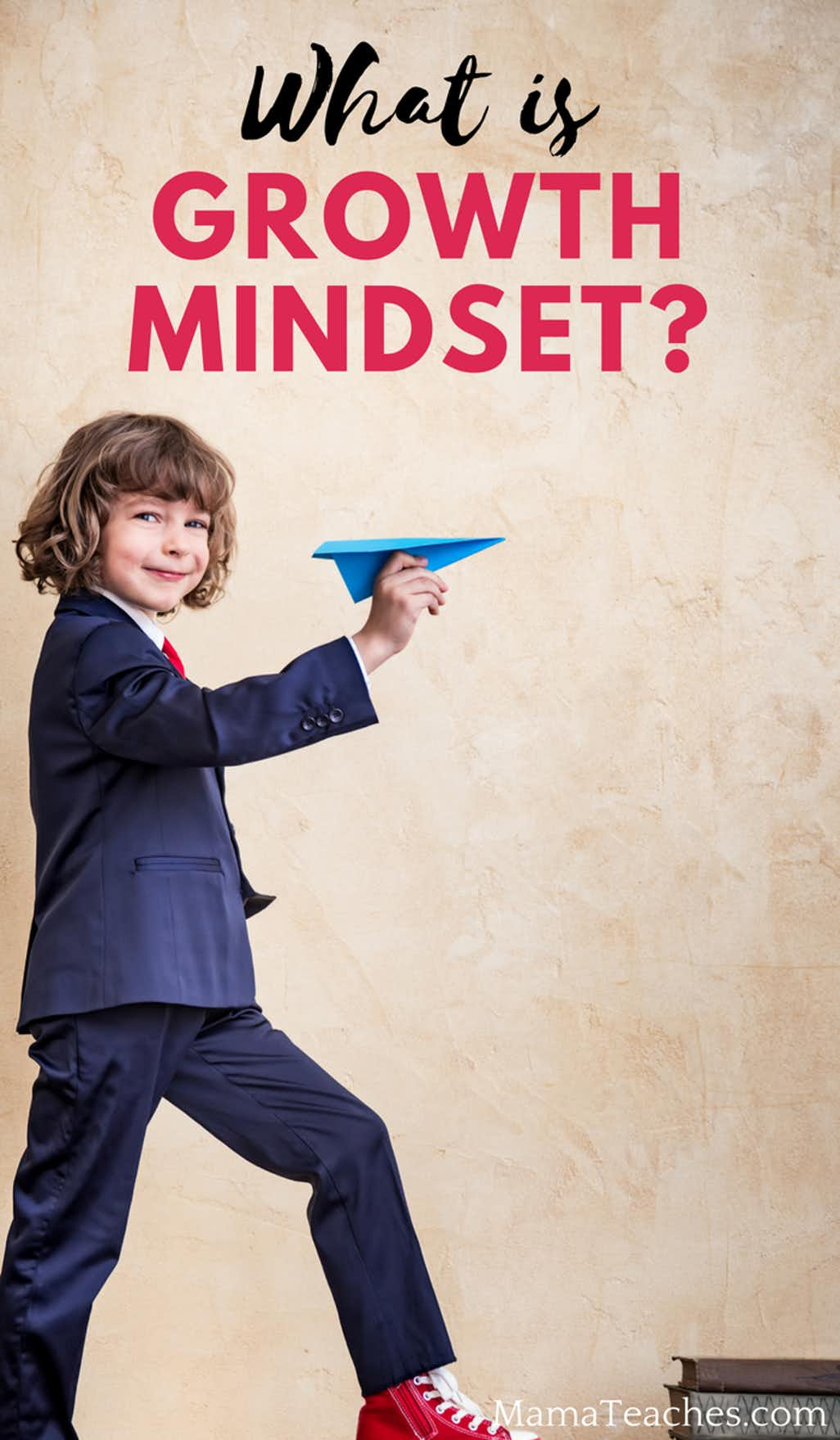 What is Growth Mindset and why is it important to encourage kids to have one?