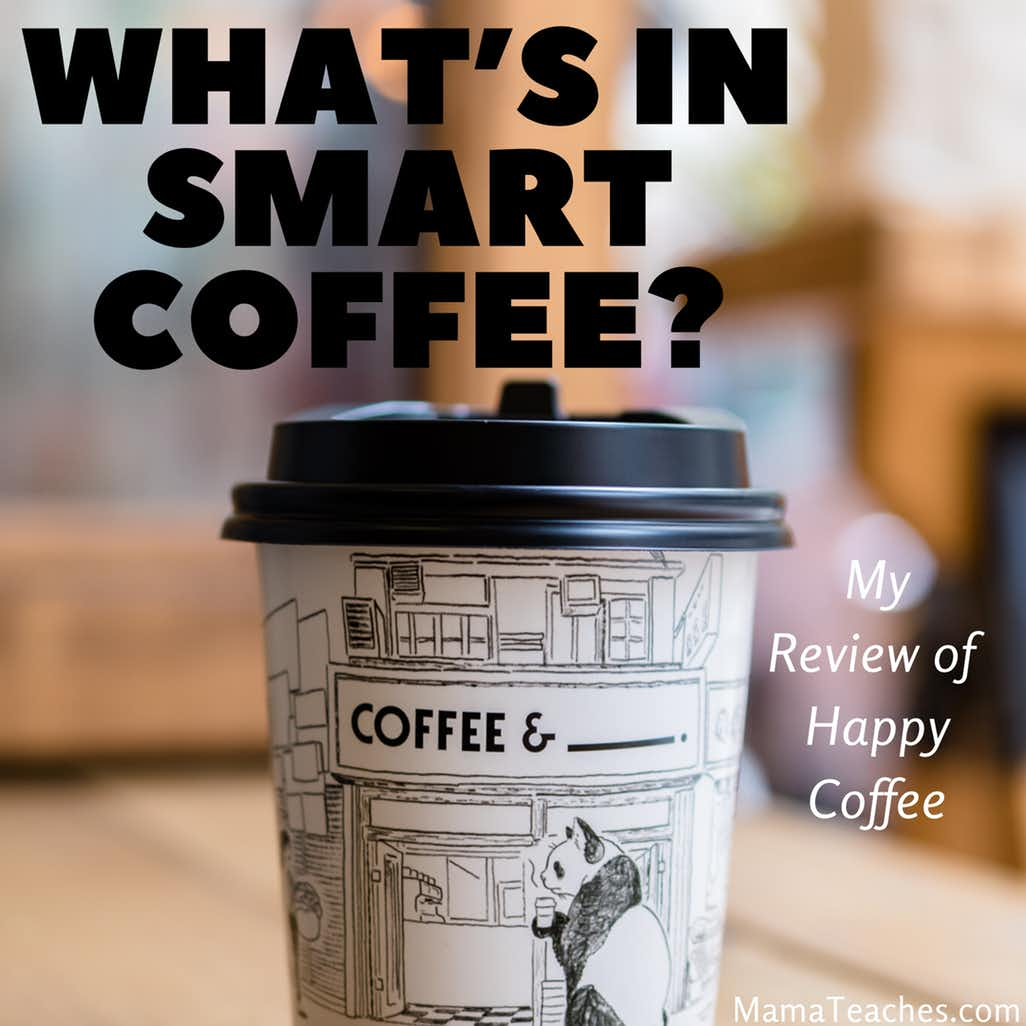What's in Smart Coffee