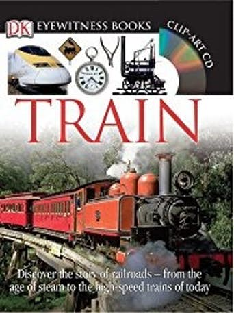 10 Books About Trains for Kids