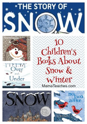 10 Must-Read Books About Snow and Winter