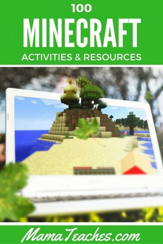 100 Minecraft Activities and Resources for Kids