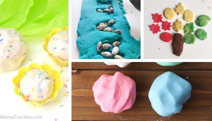 100 Best Homemade Playdough Recipe Ideas 1