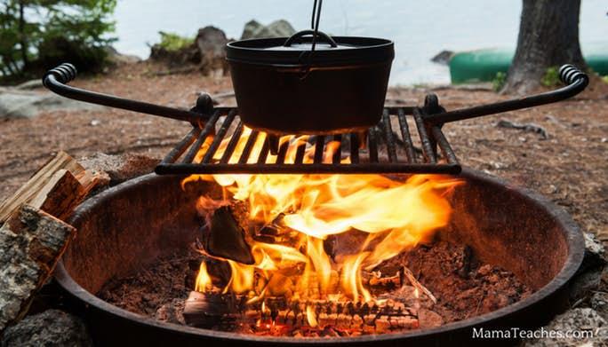 20+ Camping Recipes