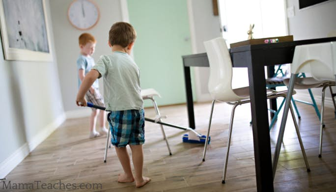 3 Clever Chore Chart Ideas for Kids