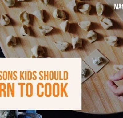 3 Reasons Kids Should Learn to Cook