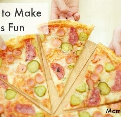 3 Ways to Make Fractions Fun
