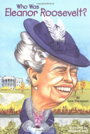 5 Books About Eleanor Roosevelt for Kids