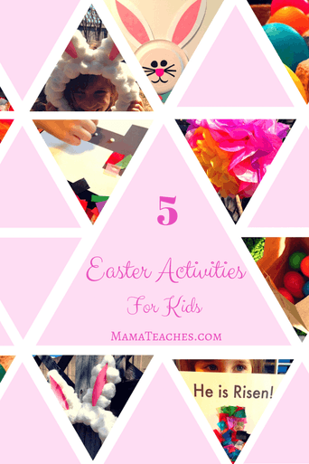 5 Easter Activities for Kids – All Things Easter