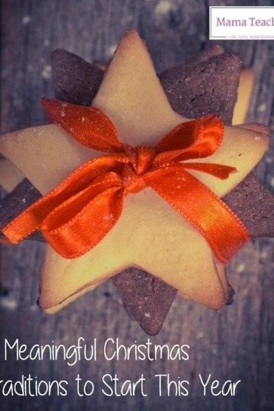 5 Meaningful Christmas Traditions to Start