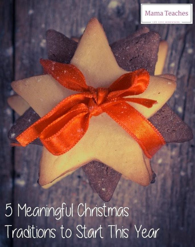 5 Meaningful Christmas Traditions to Start This Year