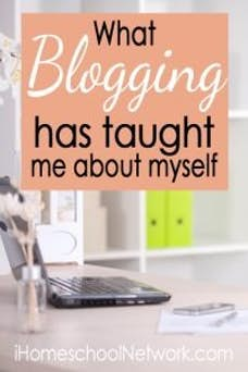 What Blogging Has Taught Me About Myself