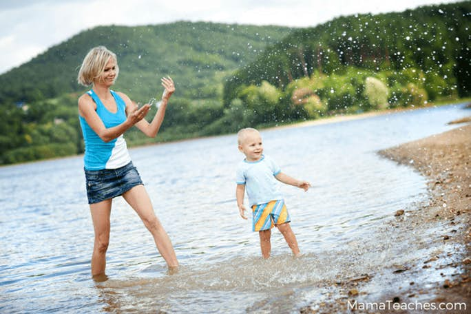 50 FREE Summer Activities for Families