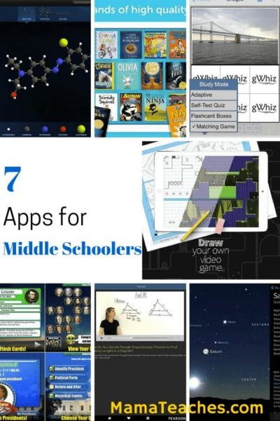 7 Must-Have Apps for Middle Schoolers