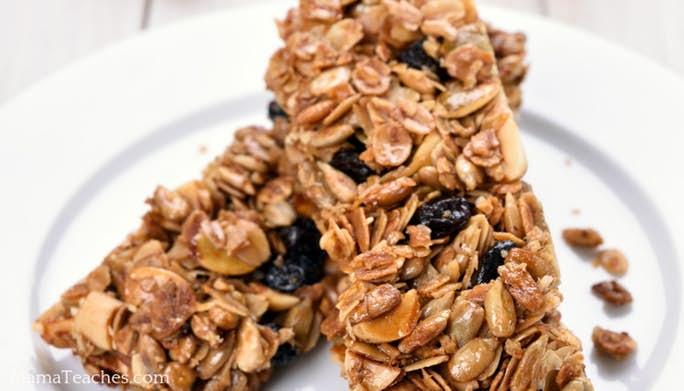 7 Super Yummy Grab and Go Breakfast Ideas