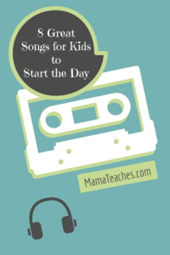 8 Great Songs for Kids to Start The Day