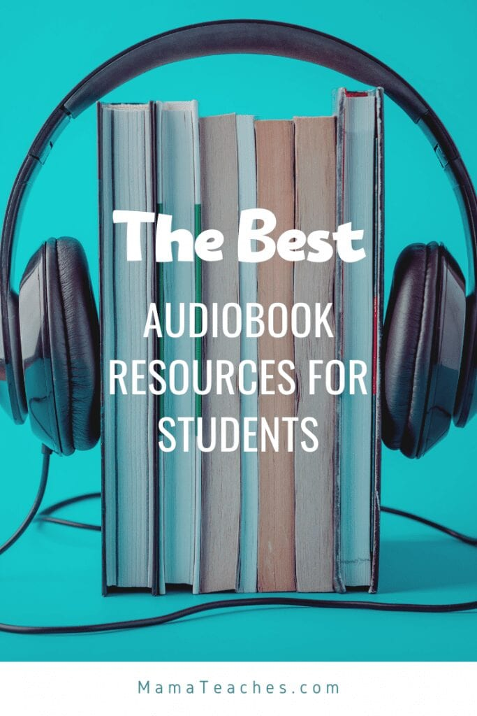 The Best Audiobook Resources for Kids
