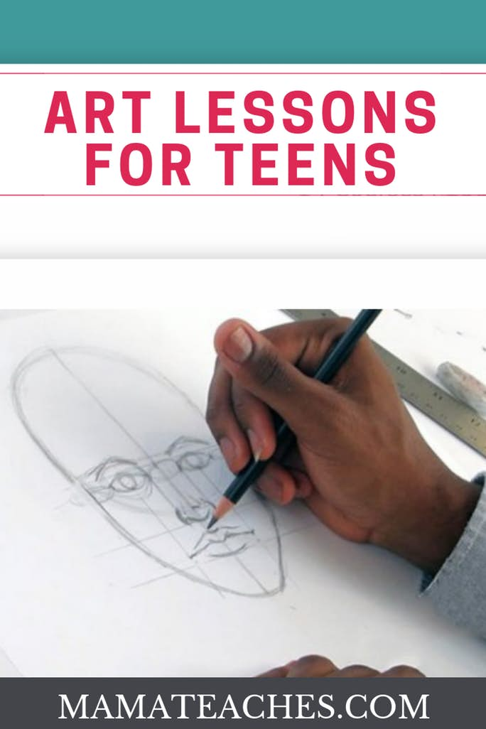 Art Lessons for Teens