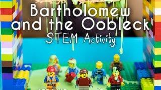 Bartholomew and the Oobleck STEM Activity for elementary