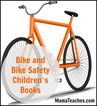 Bike and Bike Safety Children's Books
