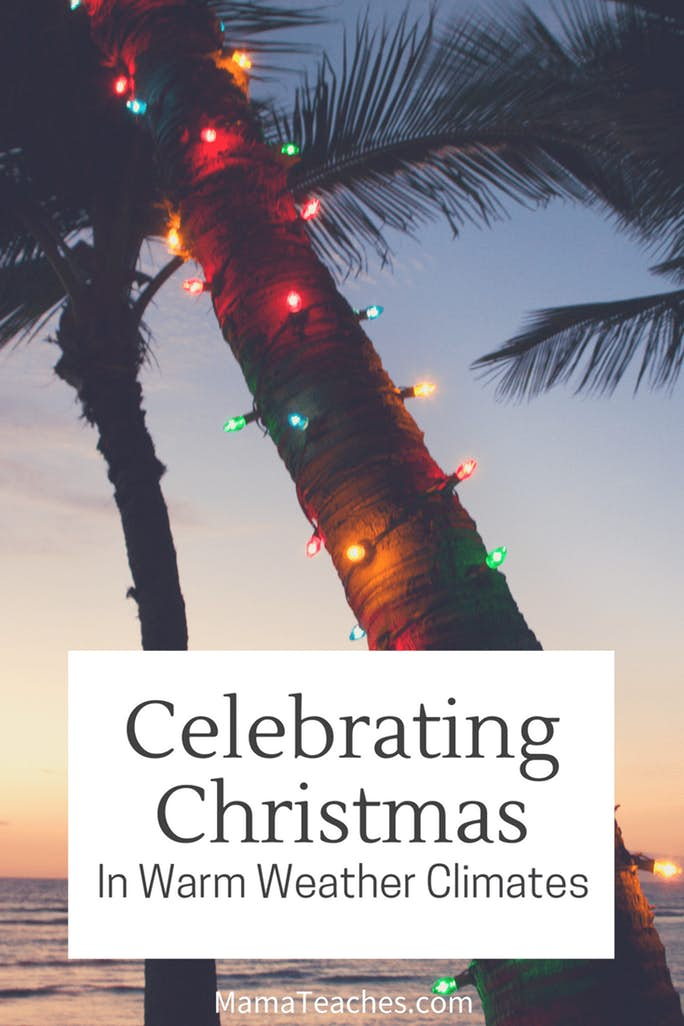 Christmas in Warm Weather Locations