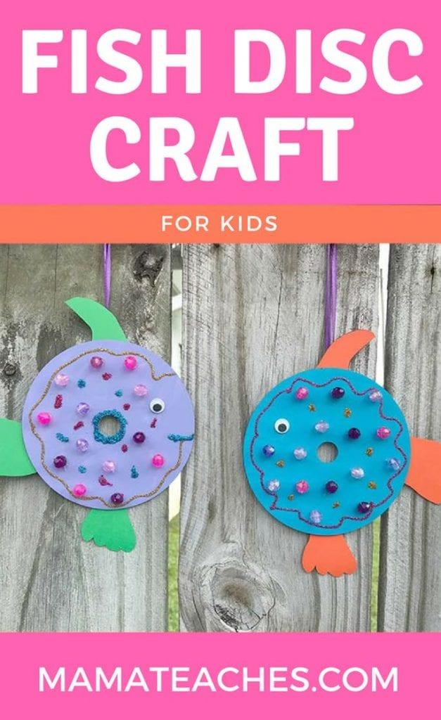 Fish Crafts for Preschoolers