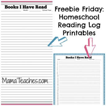 Friday Freebies: Books I Have Read Checklist