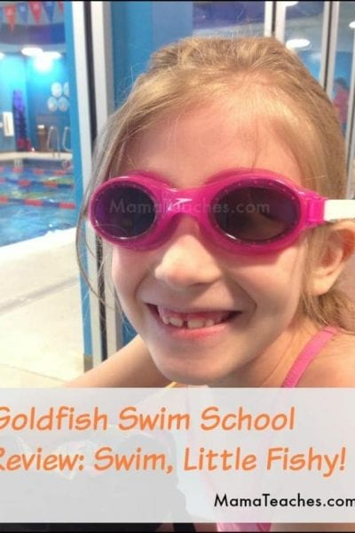 Goldfish Swim School Review: Swim, Little Fishy!