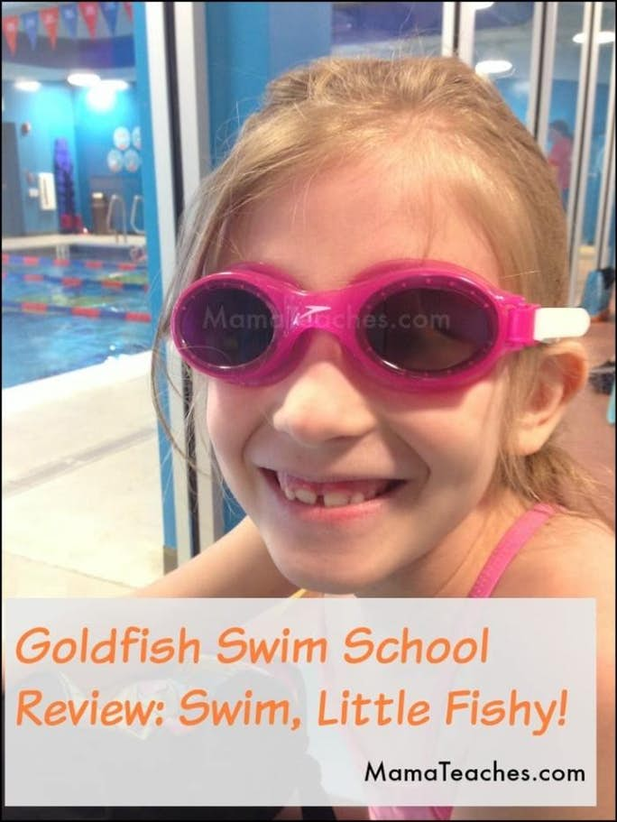 Goldfish Swim School Review: Swim, Little Fishy!